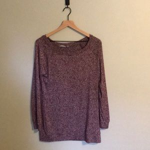 Athleta Long Sleeve Comfy Tee size M
